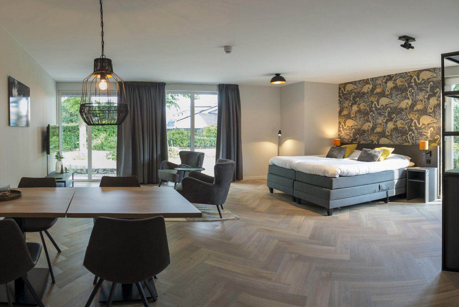 groepsaccommodatie en hotel